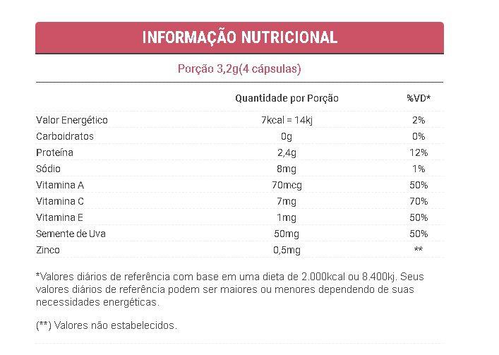 Colágeno Explode Nutrition - 120 caps