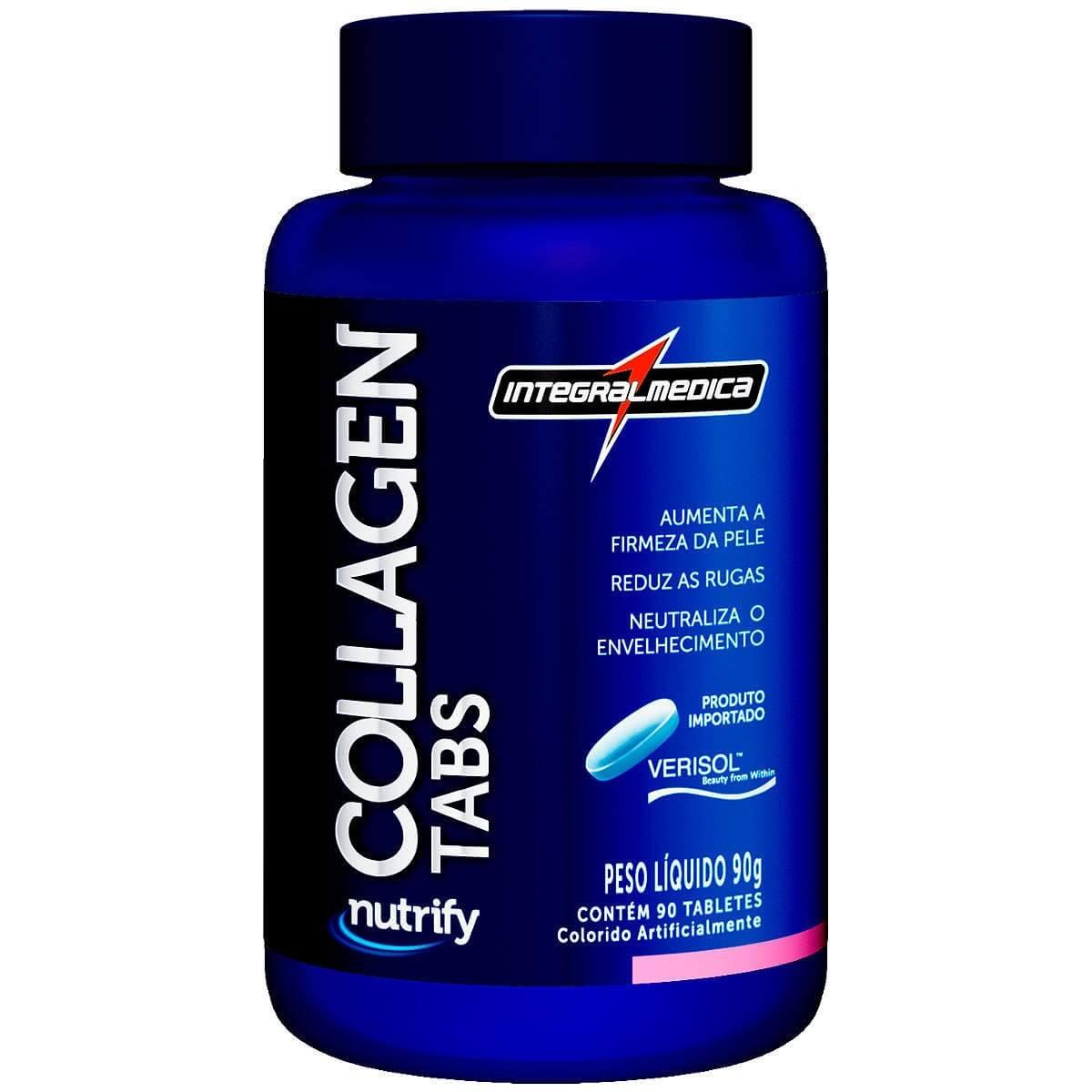 Collagen Tabs IntegralMedica - 90 tabs