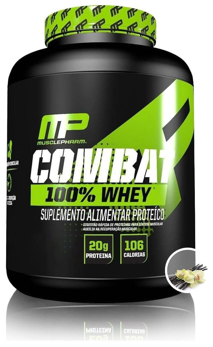 Combat 100% Whey Muscle Pharm - 1.8kg