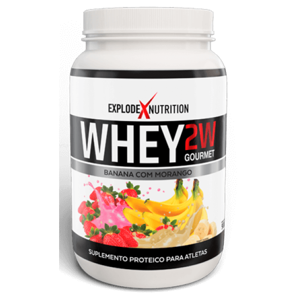 Combo 4x Whey 2W Explode Nutrition 3600kg