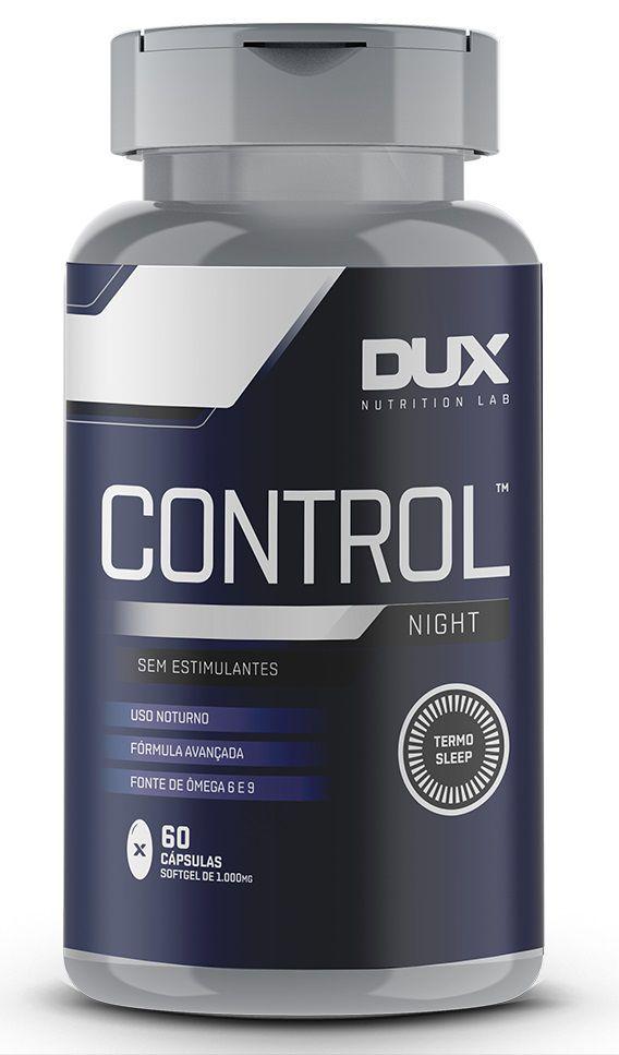 Control Night DUX Nutrition - 60 caps