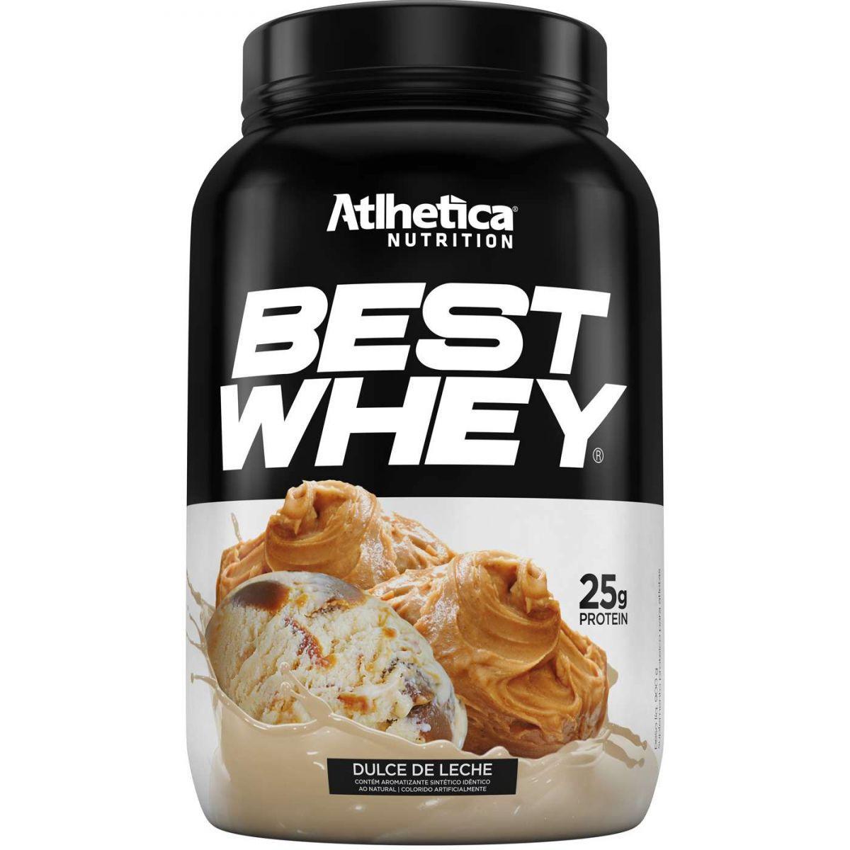 Best Whey Atlhetica Nutrition - 900g