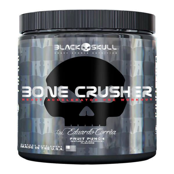 Bone Crusher Black Skull - 150g