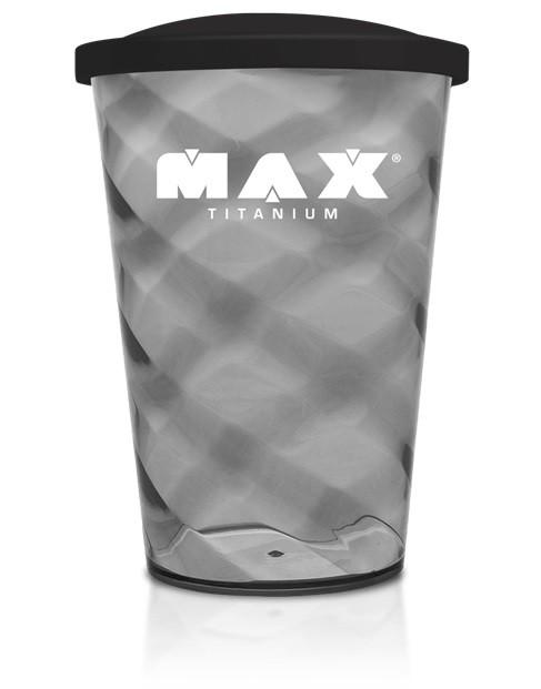 Copo para Shake Espiral Max Titanium - 600ml