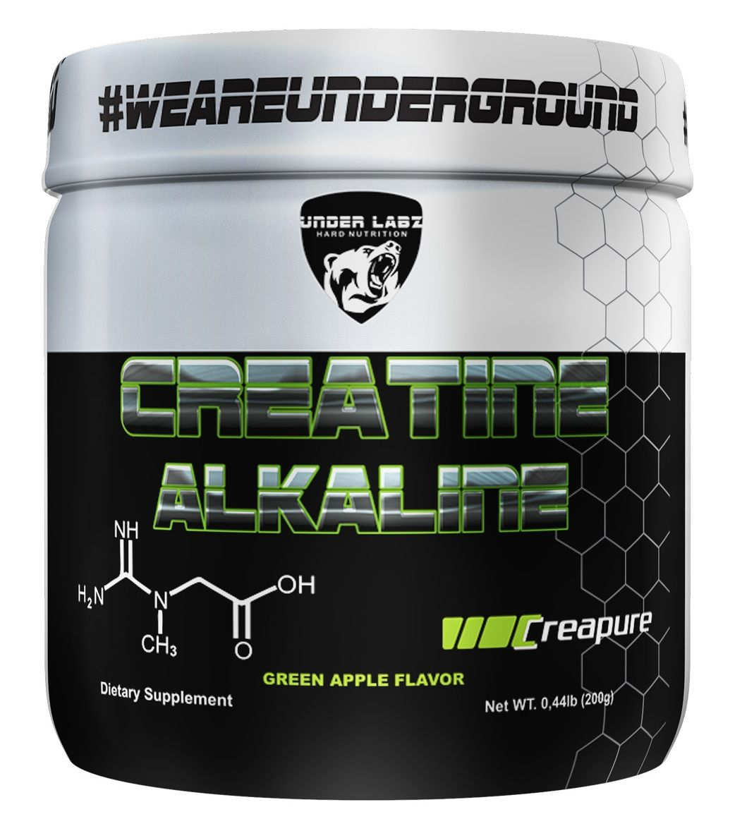 Creatina Alkaline CREAPURE Under Labz - 200g