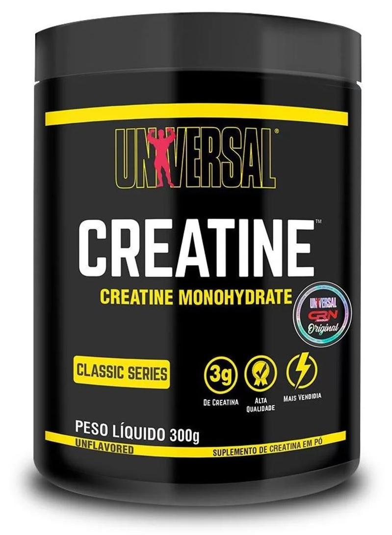 Creatina Monohidratada Universal Nutrition - 300g