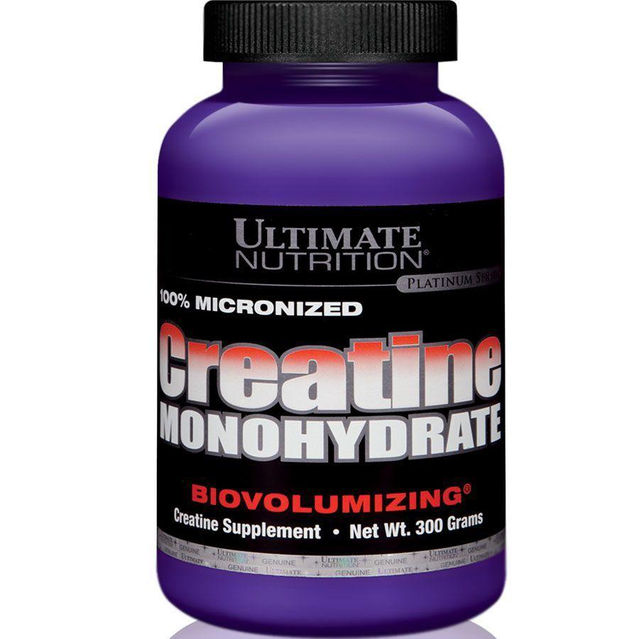 Creatina Monohydrate Biovolumizing Ultimate Nutrition - 300g