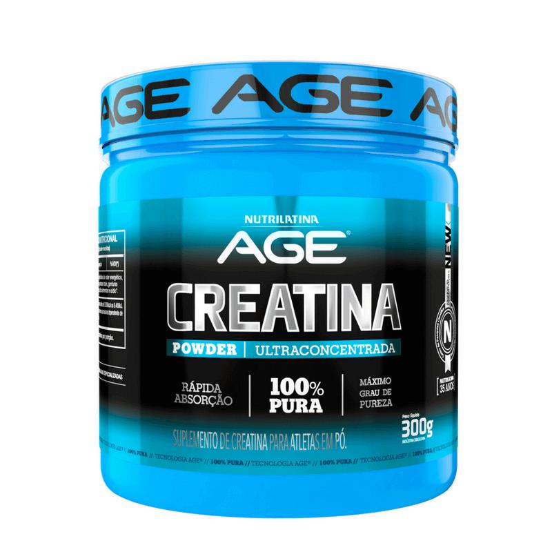 Creatina Nutrilatina AGE - 300g