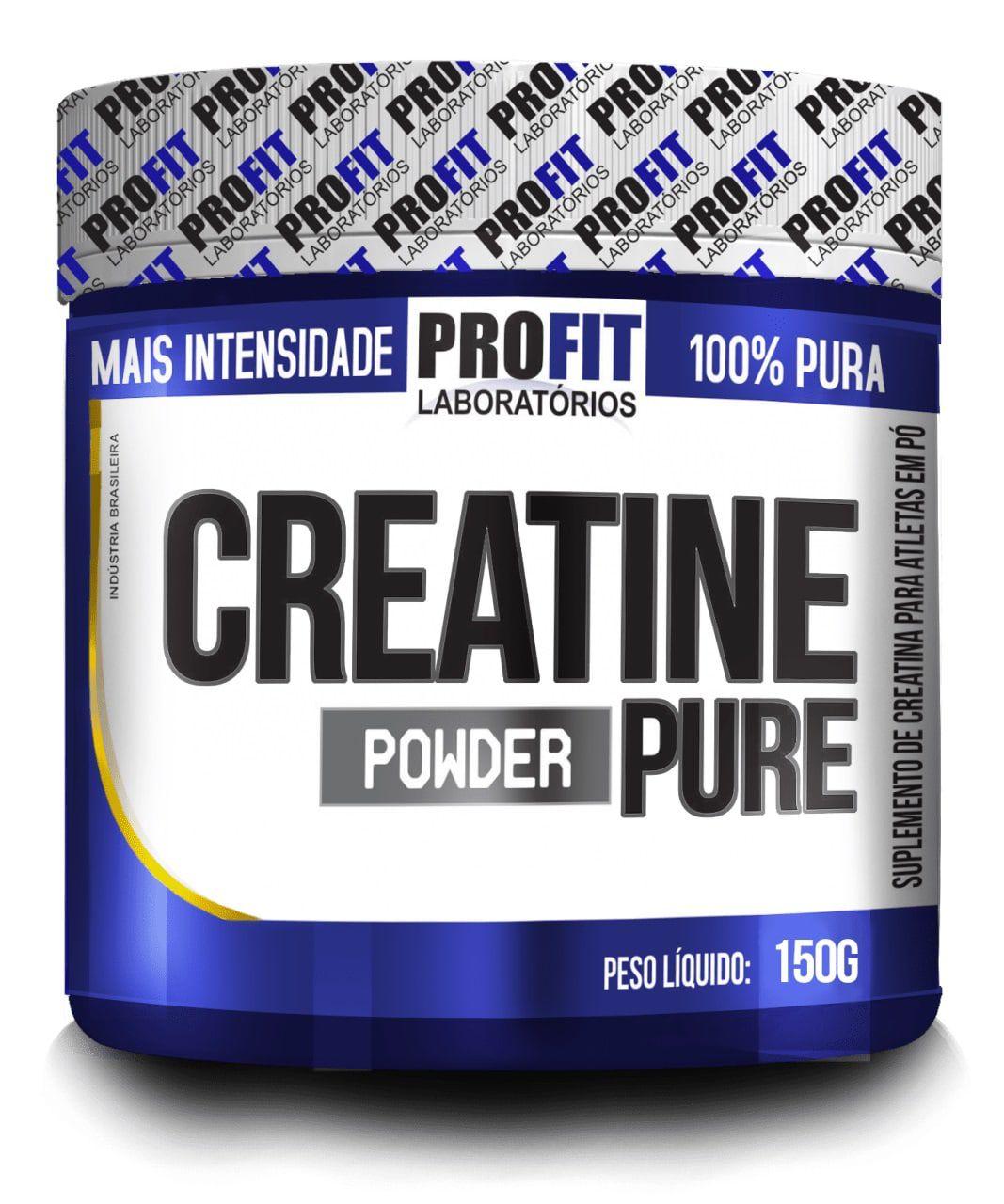 Creatina Powder Pure Profit - 150g