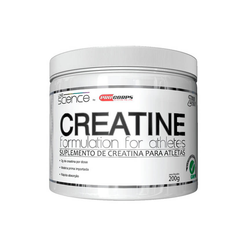 Creatina Science Line Pro Corps - 200g