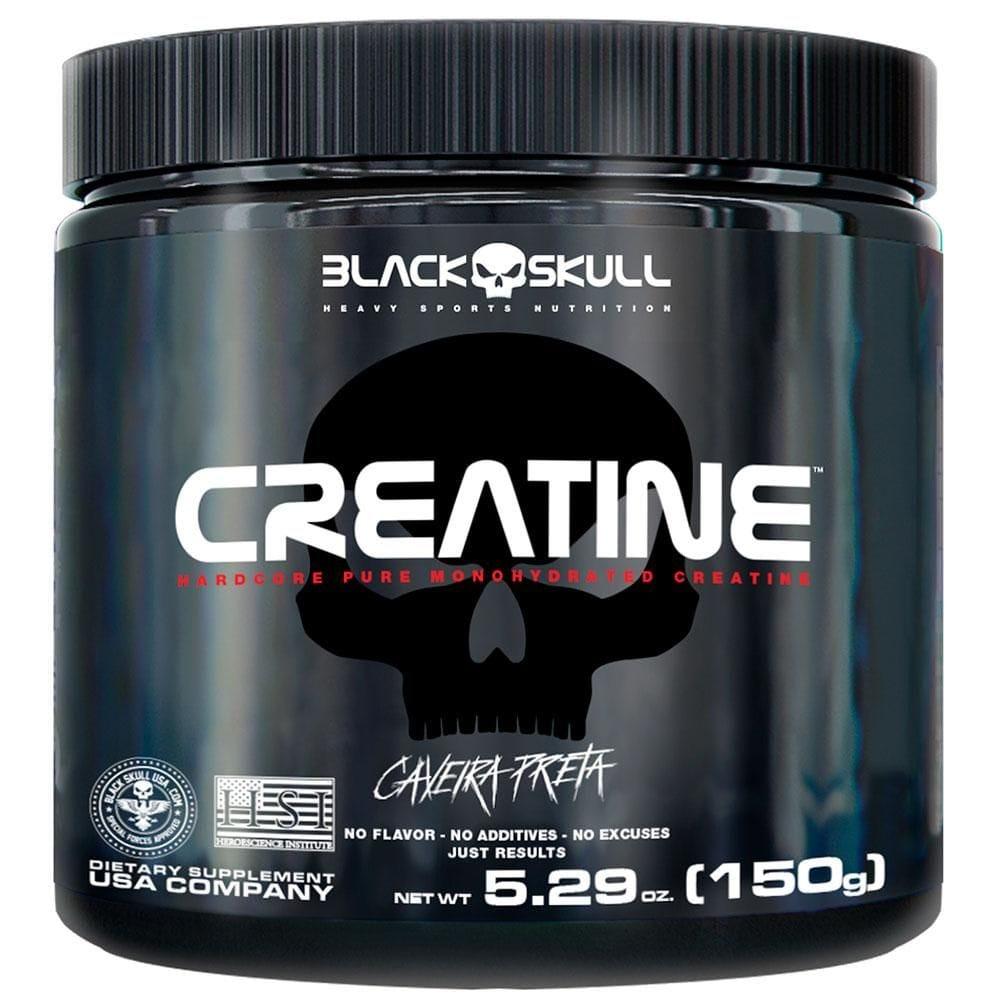 Creatine Black Skull - 150g