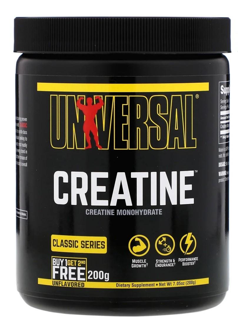 Creatine Classic Series Universal Nutrition - 200g