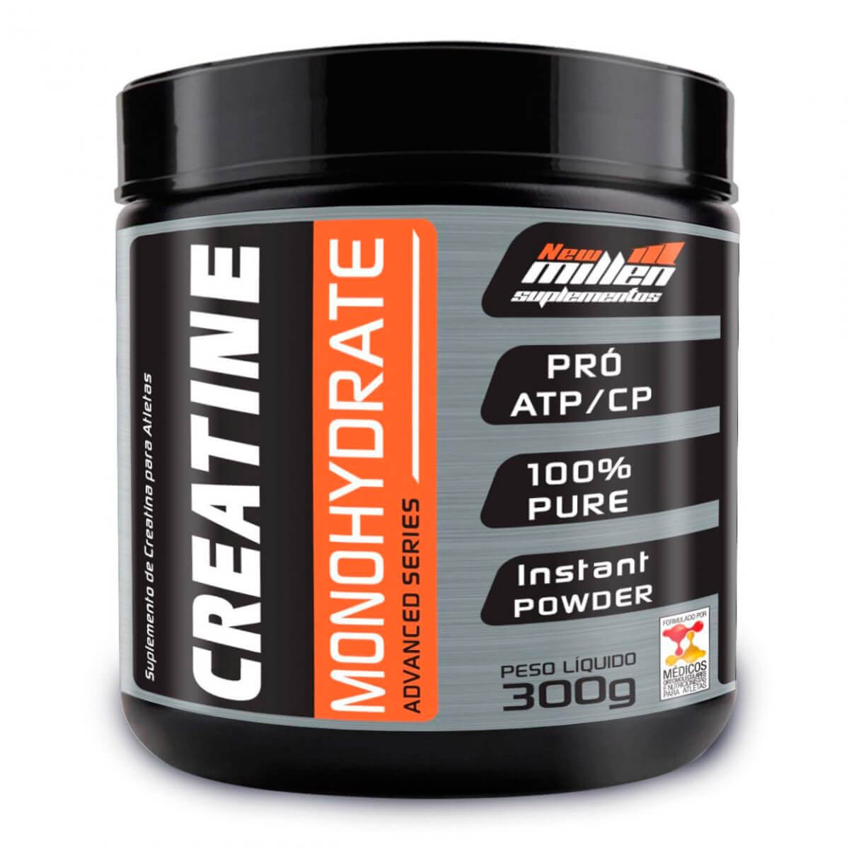 Creatine Monohydrate New Millen - 300g