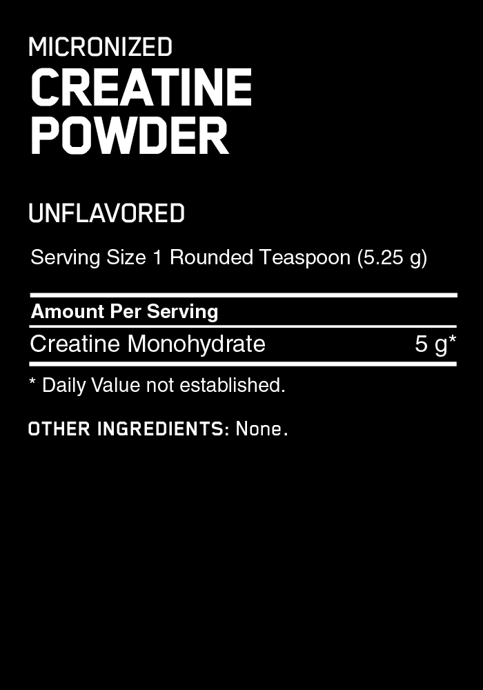 Creatine Powder Optimum Nutrition - 150g
