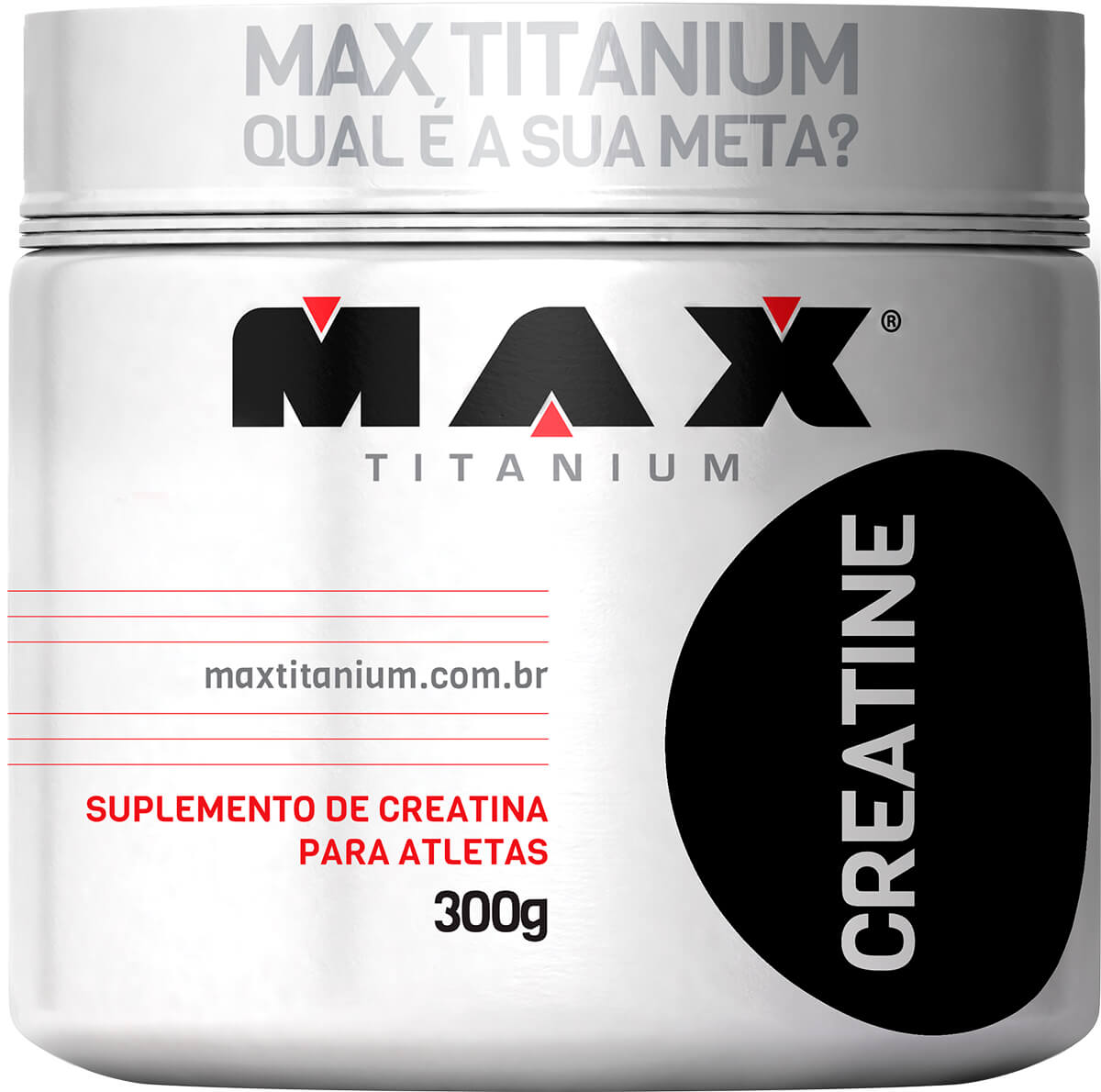 Creatine Titanium Max Titanium - 300g