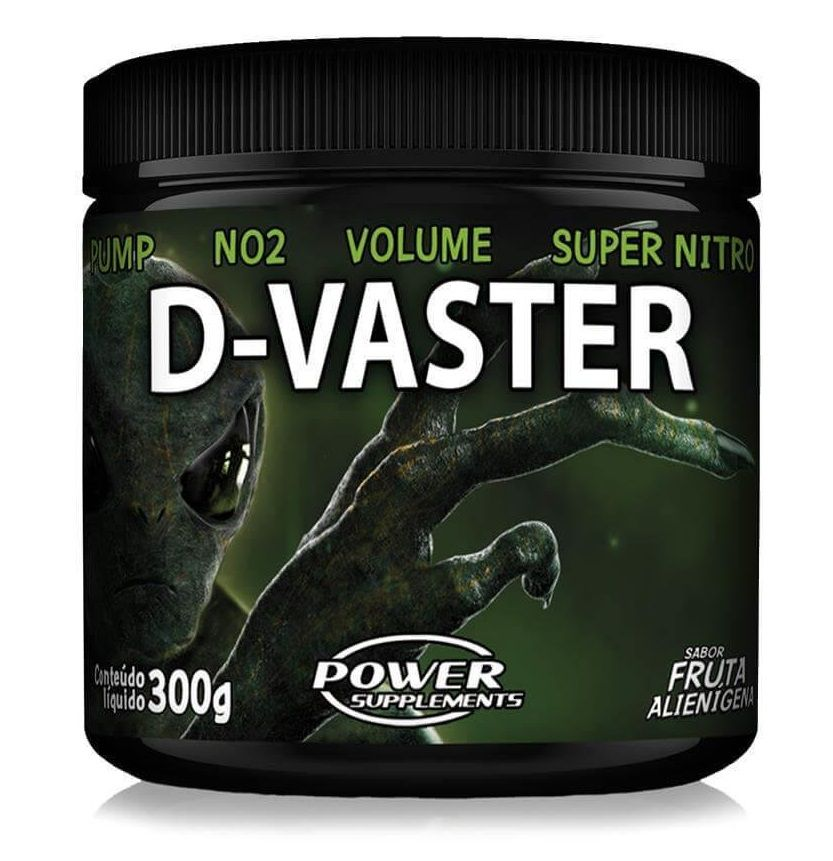 D-Vaster Power Supplements - 300g