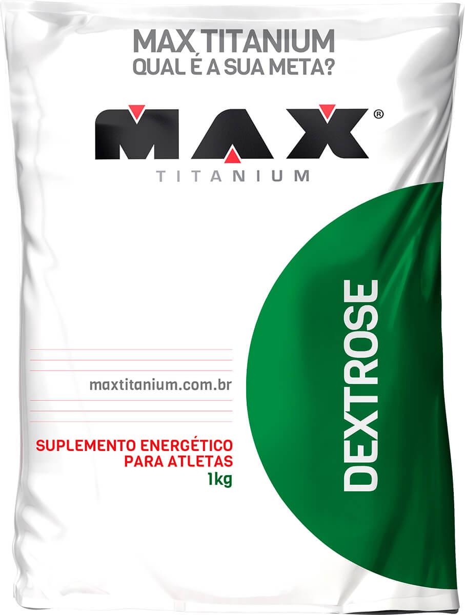 Dextrose Max Titanium - 1Kg