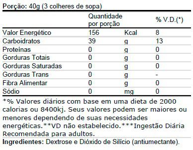 Dextrozz IntegralMedica Refil - 1kg