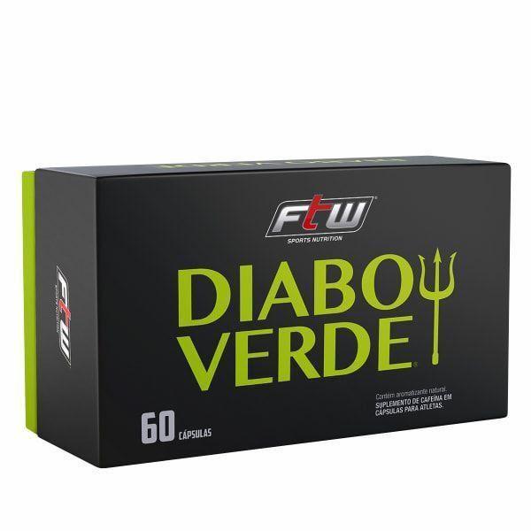 Diabo Verde FTW Sports Nutrition - 60 caps