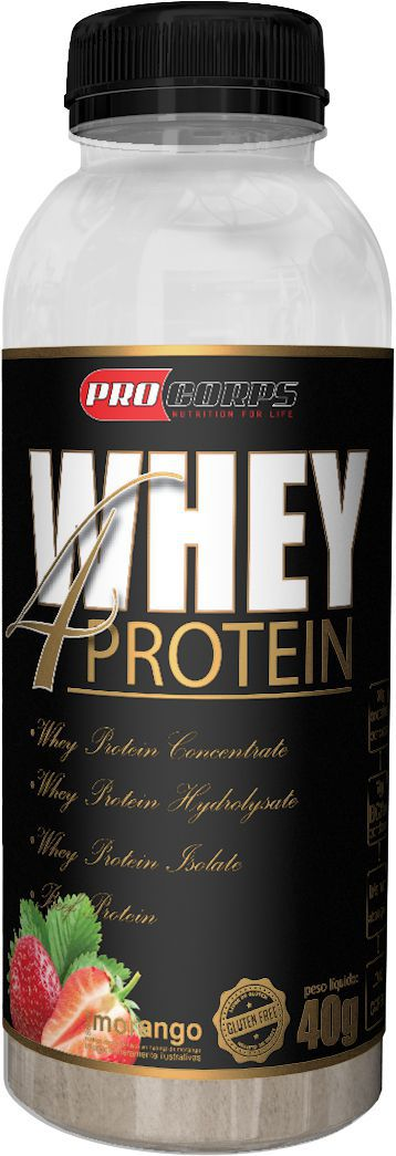 Dose Whey 4 Protein Pro Corps - 40g