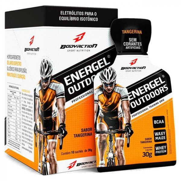 Energel Outdoors Body Action - CX C/ 10