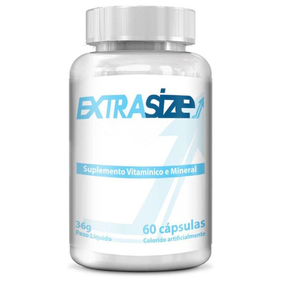 ExtraSize Estimulante Intlab - 60 caps