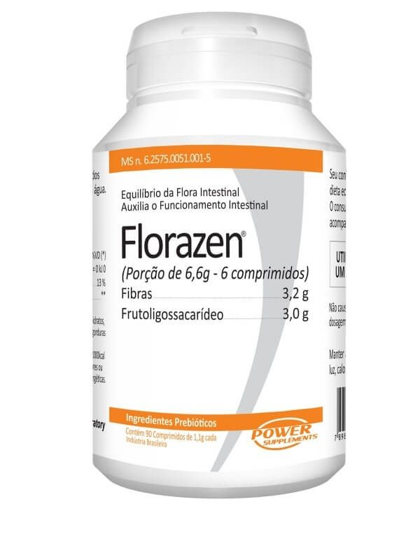 Florazen Power Supplements - 90 caps