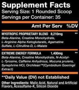 Formula-1 Dynamic Formulas - 35 doses