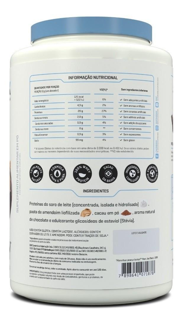 Fresh Whey DUX Nutrition - 900g