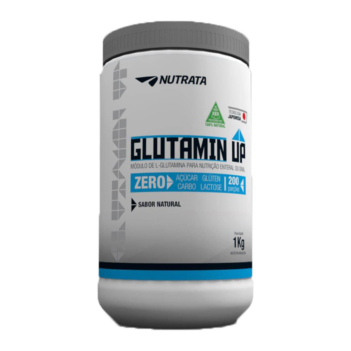 Glutamin Up Nutrata - 1kg
