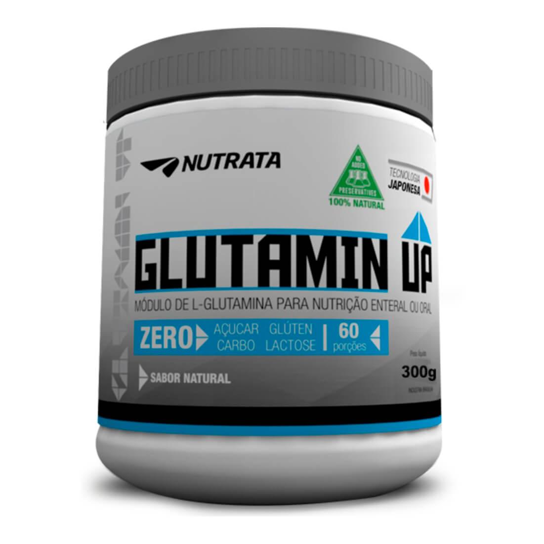 Glutamin UP Nutrata - 300g
