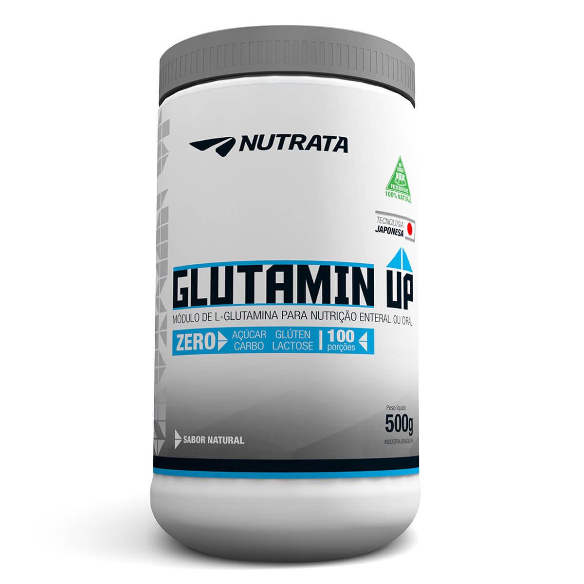 Glutamin UP Nutrata - 500g