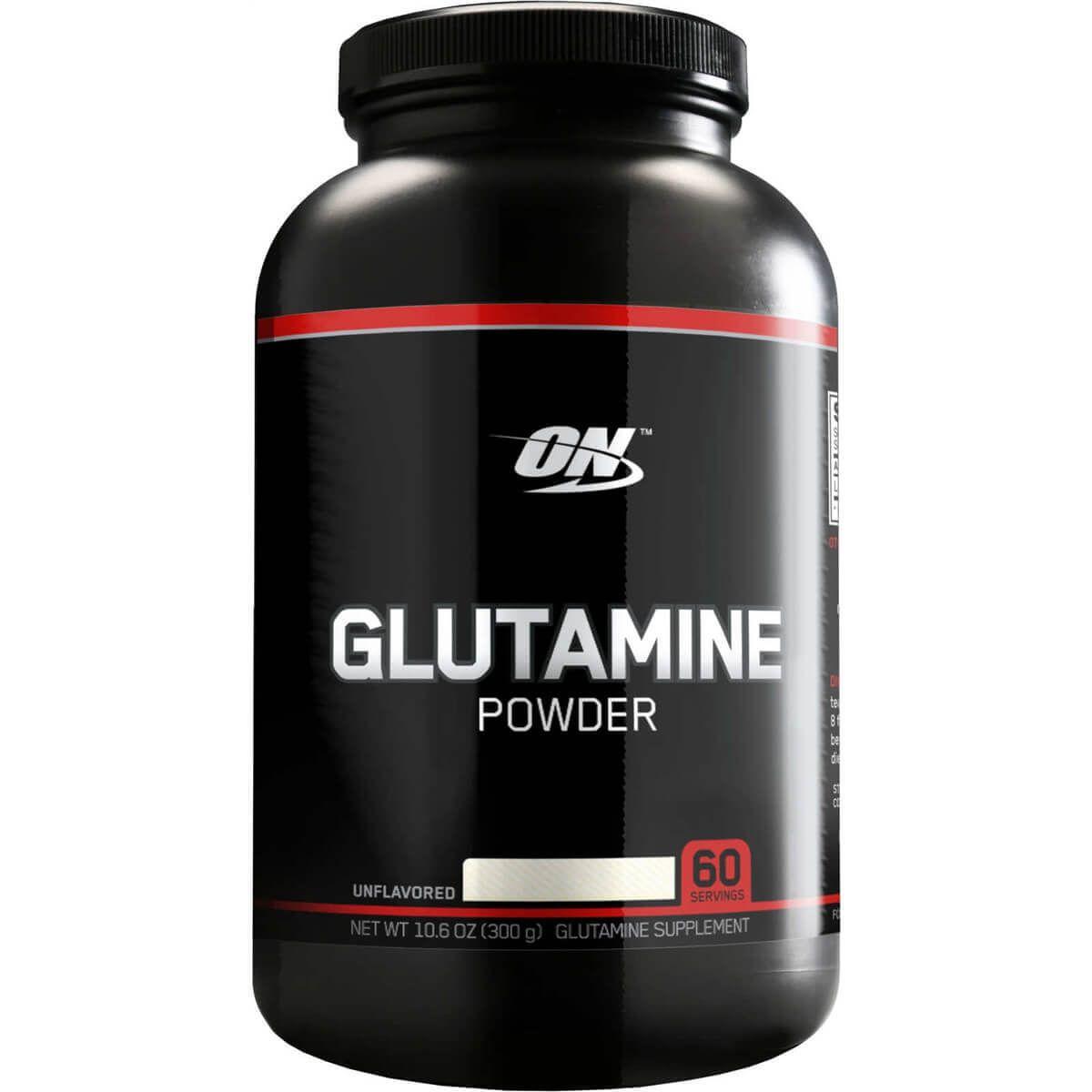 Glutamina Black Line Optimum Nutrition - 300g