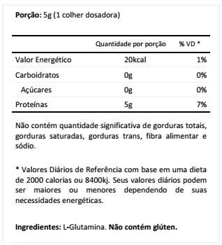 Glutamine Muscle Pharm - 300g