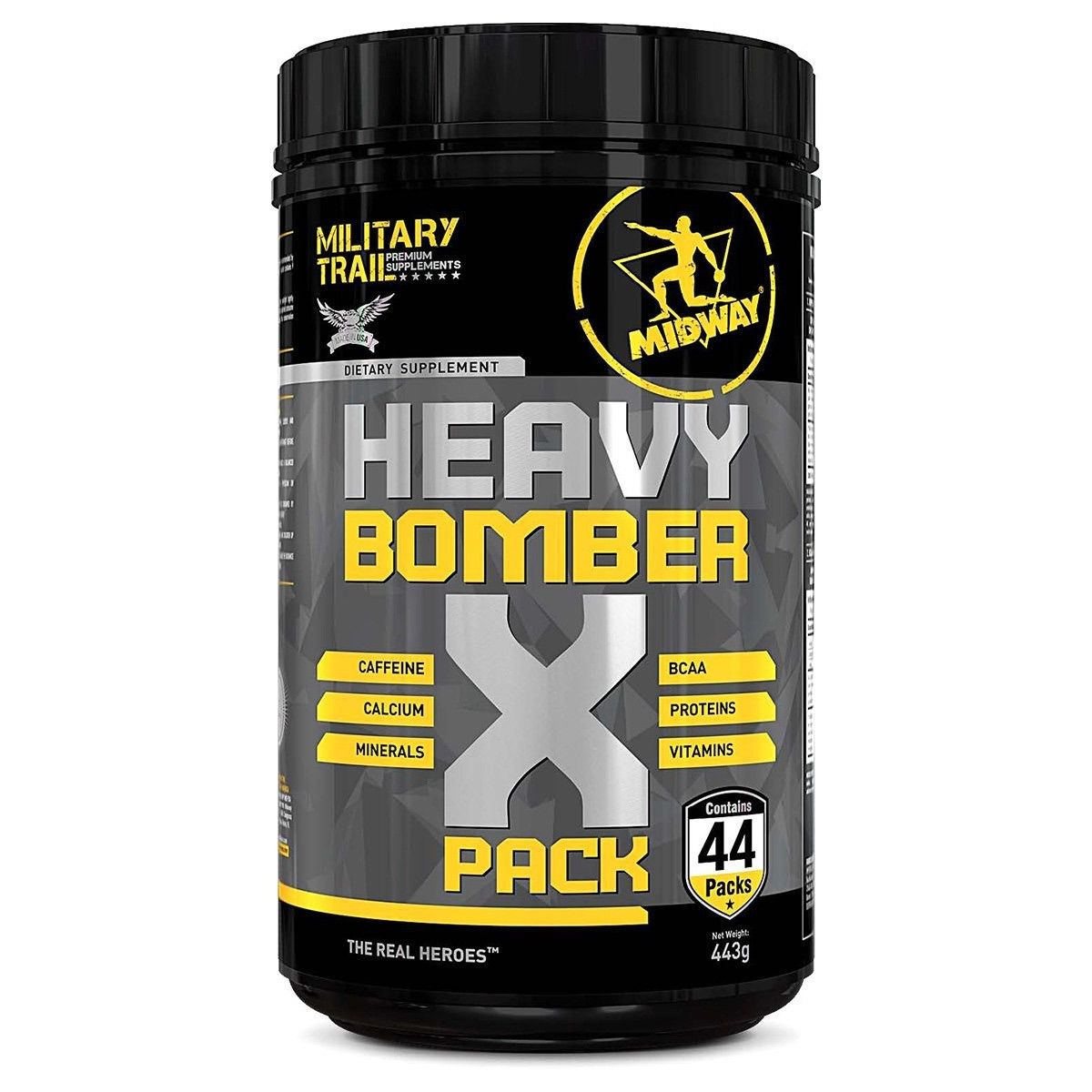 Heavy Bomber X Pack Midway - 44 packs