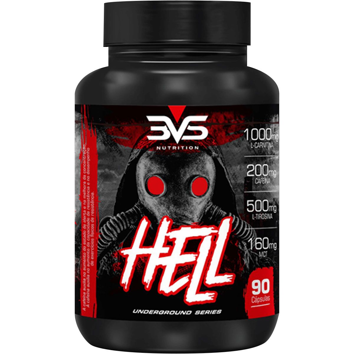 Hell 3VS Nutrition - 90 caps