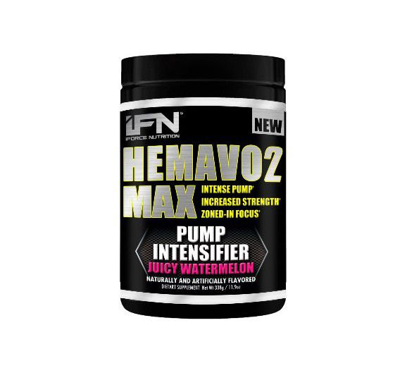 HemaVO2 Max iForce Nutrition - 200g