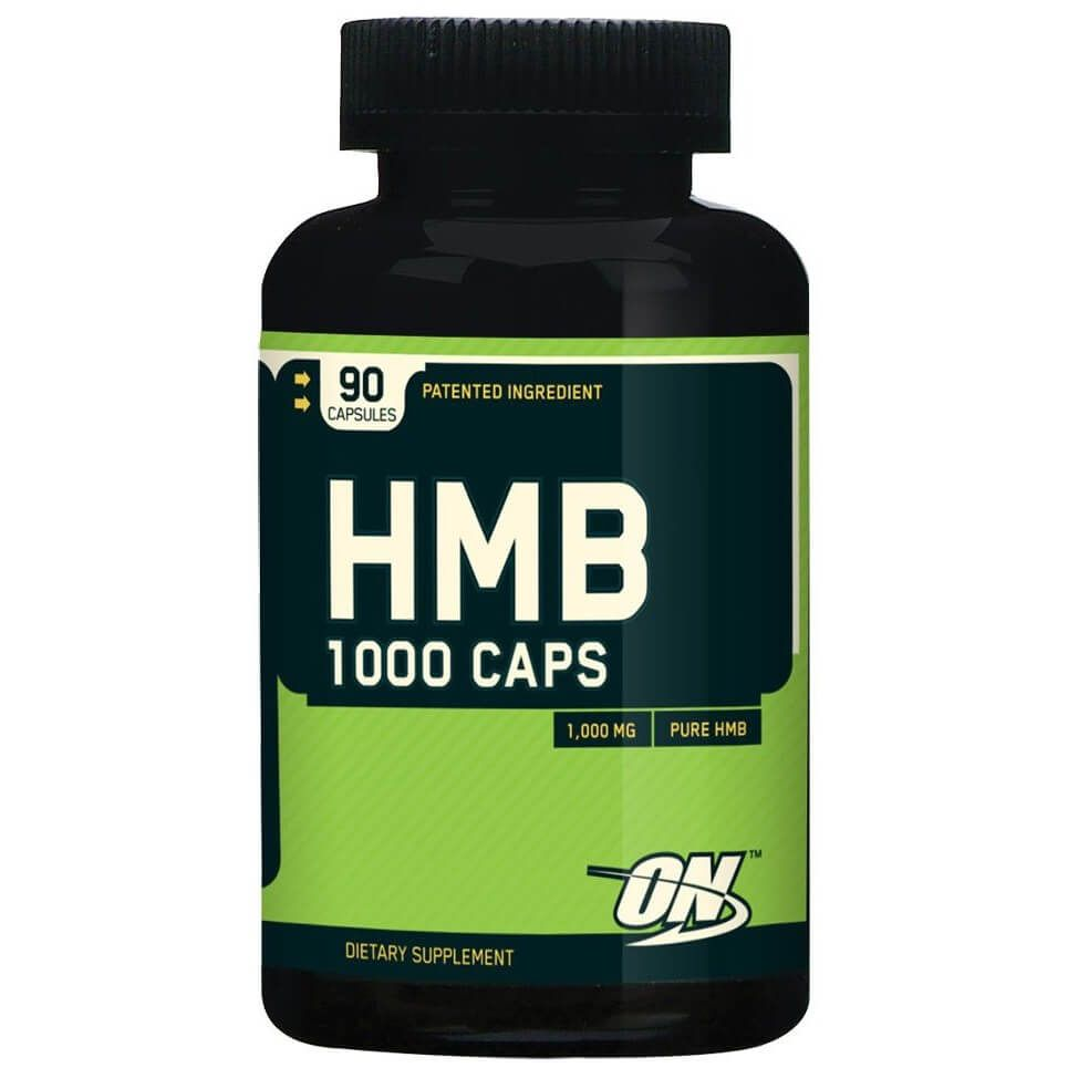 HMB 1000mg Optimum Nutrition - 90 caps
