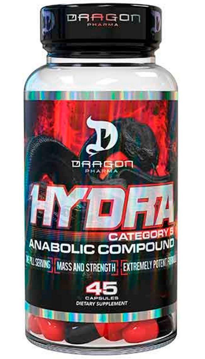Hydra Anabolic Compound Dragon Pharma - 45 caps