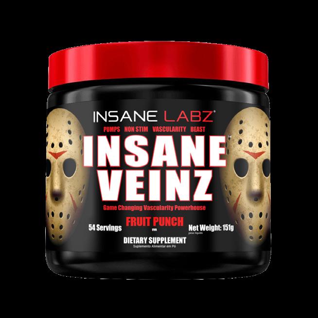 Insane Veinz Insane Labz (NACIONAL) - 54 doses
