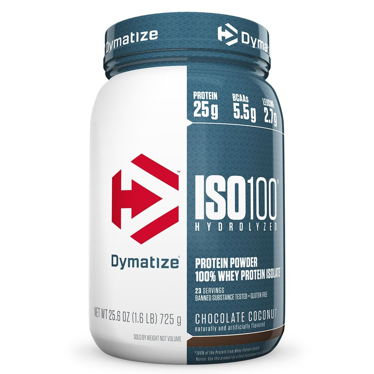 ISO 100 Hydrolyzed Dymatize Nutrition - 732g