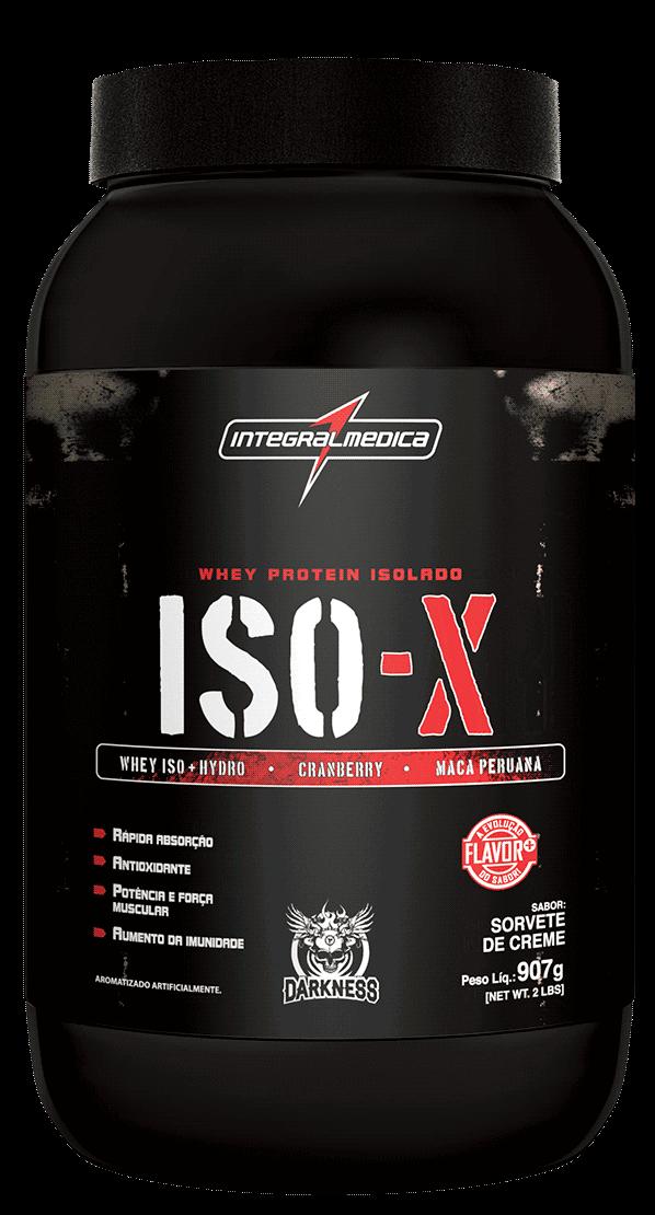 Iso-X IntegralMedica -  907g