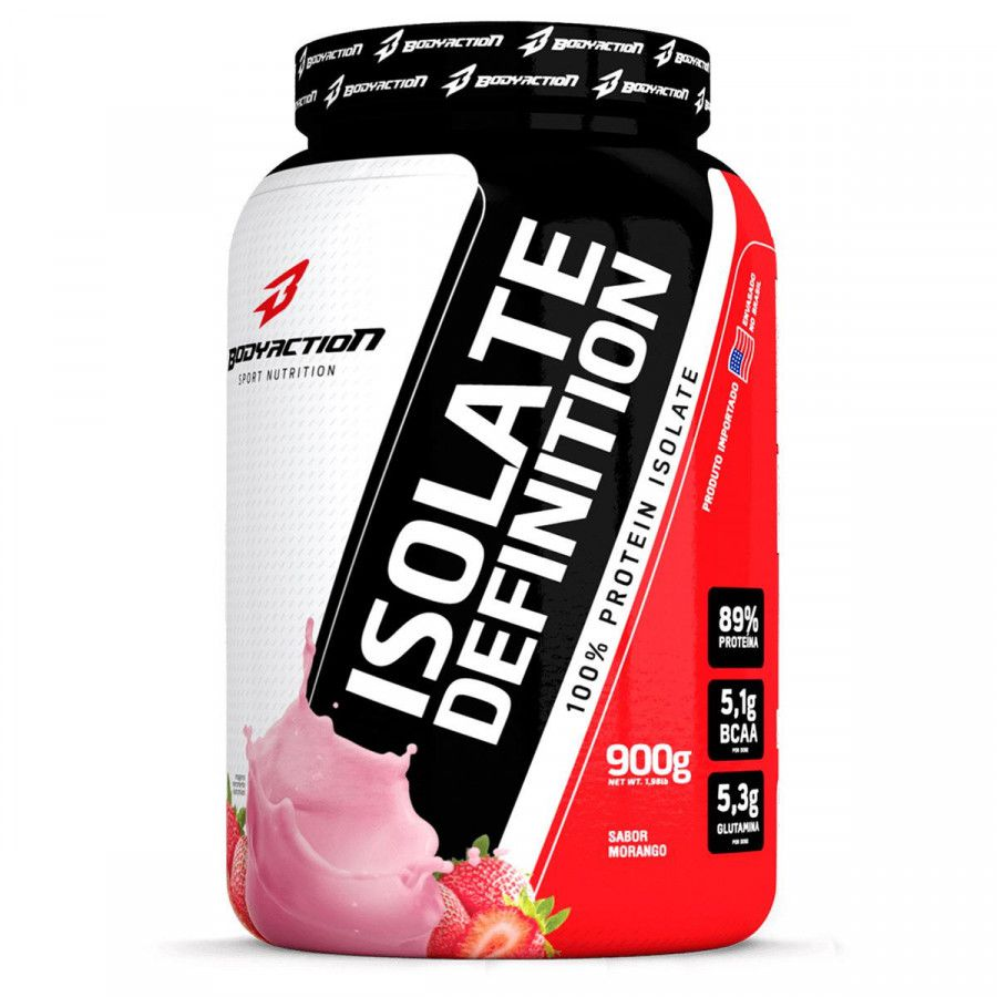 Isolate Definition Body Action - 900g