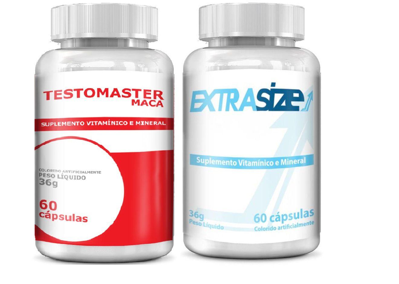 Kit Aumento de Produção Hormonal e Libido