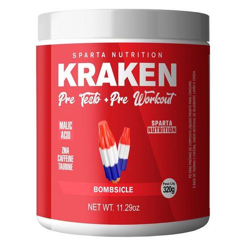 Kraken Pre-Workout Sparta Nutrition - 320g