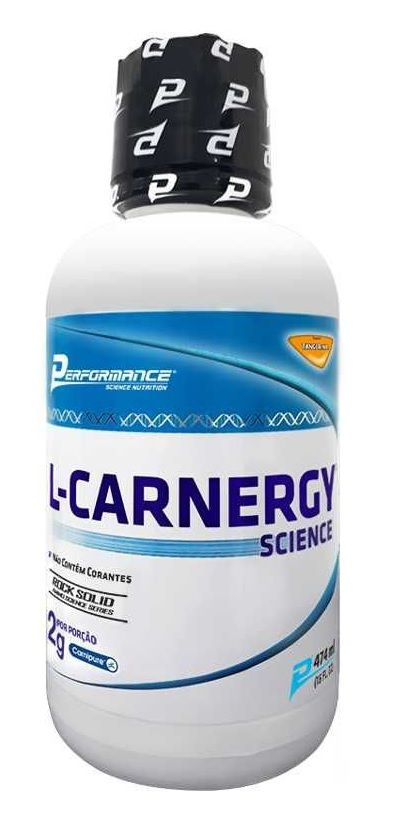 L-Carnergy 2000mg Performance Nutrition - 474ml