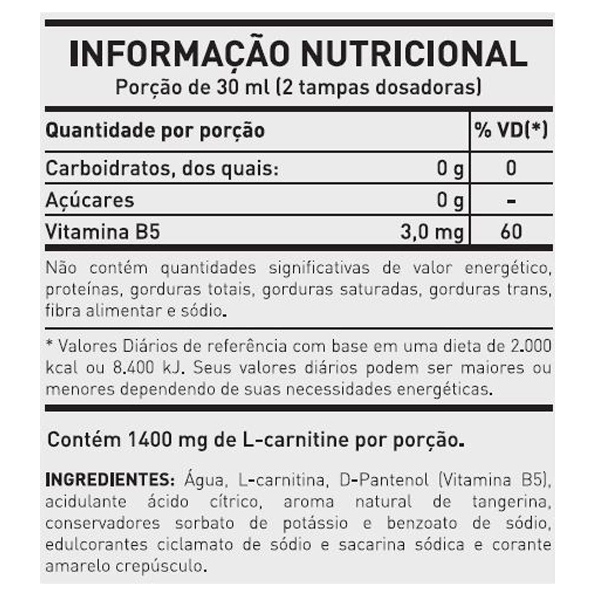 L-Carnitina Attack Midway - 450ml
