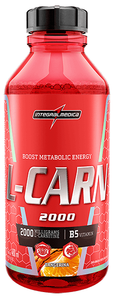 L-Carnitina IntegralMedica - 480ml