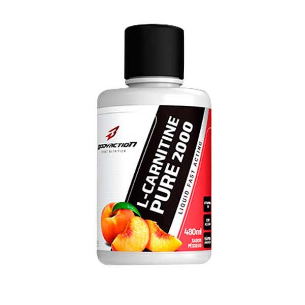 L-Carnitina Pure 2000 Body Action - 480ml