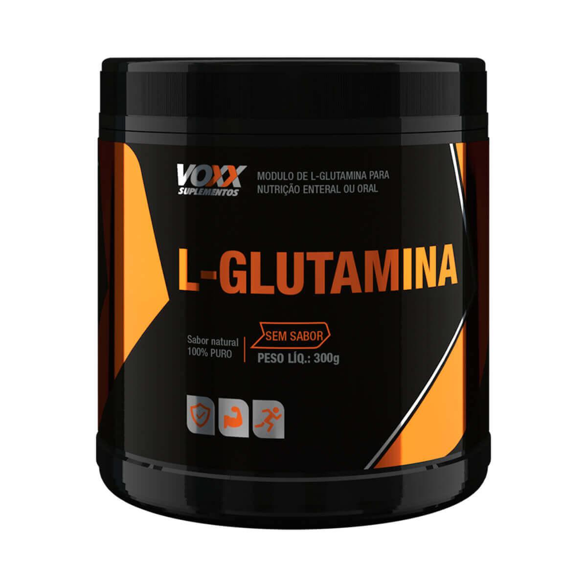 L-Glutamina Voxx Suplementos - 300g